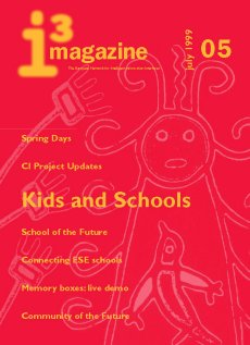 i3magazine no. 5, July 1999