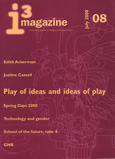 i3magazine no. 8, July 2000