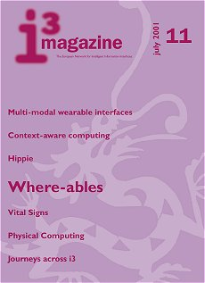 i3magazine no. 11, July 2001
