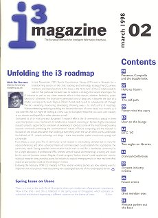 i3magazine no. 2, March 1998